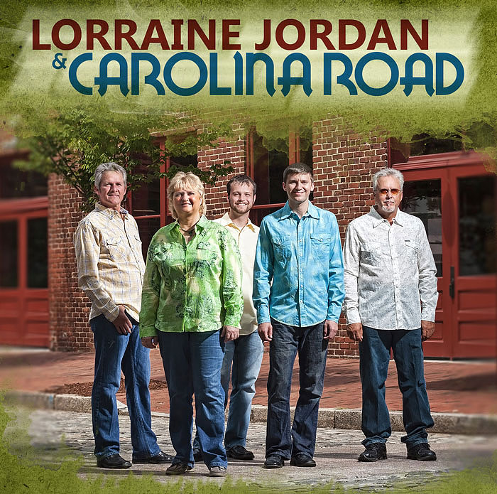 Lorraine Jordan & Carolina Road 2013 Album